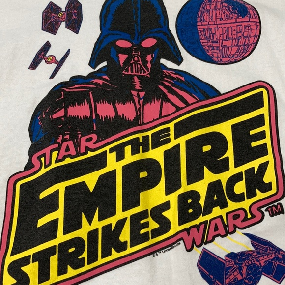 Retro Star Wars vintage tee
